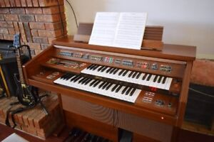 Yamaha Electone Organ, Model: FE-60 (used, but great condition)