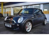 BAD CREDIT CAR FINANCE AVAILABLE 2007 57 MINI COOPER S CONVERTIBLE JWC