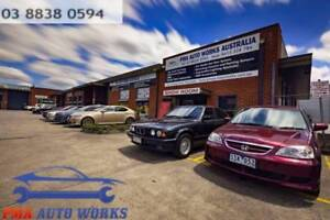 CAR SERVICE FROM $99 PMA AUTO WORKS 2/13 MOLAN STREET RINGWOOD