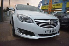 GOOD CREDIT CAR FINANCE AVAILABLE 2014 14 VAUXHALL INSIGNIA 2.0CDTi VX- LINE SRi