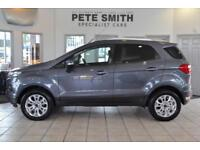 Ford EcoSport 1.5 ZETEC TDCI 5 DOOR HATCHBACK WITH JUST THE ONE OWNER FROM NEW 2