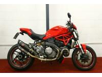 Ducati Monster 1200 ** Full Service History - QD Exhausts - Tail Tidy **
