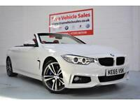 BMW 428i M Sport Convertible 245bhp Auto - LOW RATE PCP £379 PER MONTH
