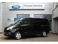 [NEW] Ford Transit Custom 2.0TDCi 170PS DCiV 290 L1H1 Limited in Black + Nav