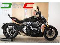 2016 Ducati XDiavel S Black 735 Miles