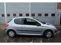 Peugeot 206 1.4 ( a/c ) Verve, ideal first car with electric windows, CD player