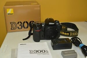 Nikon D300s Body in mint condition