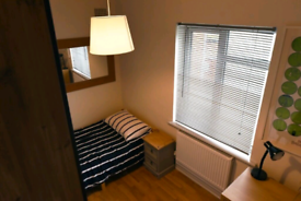 Single room for rent in a house near Hargerlane station