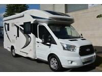 2017 CHAUSSON 630 FLASH AUTOMATIC MOTORHOME FOR SALE