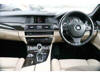 2013 BMW 5 SERIES 520D 181 BHP M SPORT TOURING ESTATE DIESEL