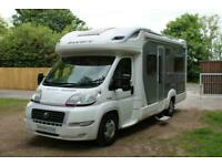 Swift Voyager 680 FB 4 berth rear fixed bed motorhome for sale