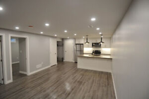 Brand new 2 bedroom basement apartment for rent (Utilities Incl)