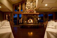 Bartender/Sommelier/Server for Heli-Ski Lodge Winter 18/19