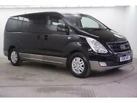 2016 Hyundai i800 CRDI SE Diesel black Automatic
