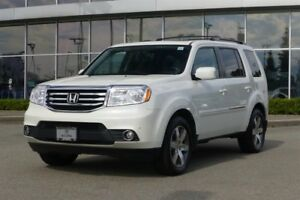 2015 Honda Pilot Touring 4WD 5AT