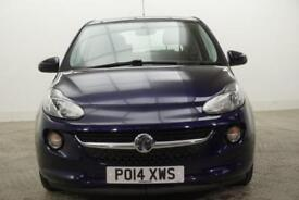 2014 Vauxhall Adam JAM Petrol blue Manual