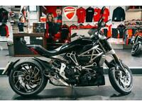 DUCATI XDIAVEL S ** ONE OWNER WITH FULL DEALER HISTORY