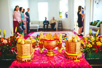 Khmer Wedding Officiant Montreal