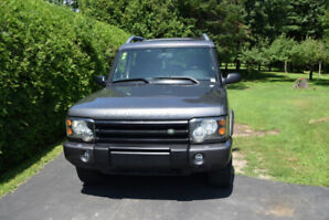 2004 Land Rover Discovery SE VUS  8000.00$