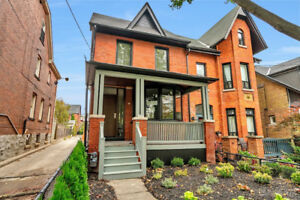 19th Century Home in Trinity-Bellwoods! 305 Shaw St.