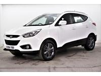 2014 Hyundai ix35 SE CRDI Diesel white Manual