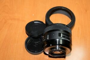 Sigma 30mm F1.4 ART Lens for  SIGMA or Adapted to Sony