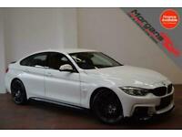 OCT 15 BMW 420 2.0TD (184bhp) (s/s) Gran d M Sport-HEATED SEATS-ELEC BOOT-FBMWSH