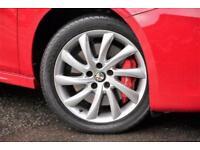 2011 Alfa Romeo Giulietta 1.4 TB MultiAir Veloce 5dr Petrol red Manual