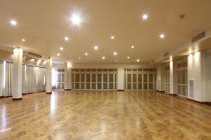 Salle de réception / Grand Salon à louer  - Centre Ville -