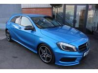 Mercedes A200 BLUEEFFICIENCY AMG SPORT-NIGHT PACK