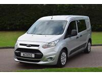 Ford Transit Connect 1.6TDCi 95PS 210 L2 Trend D/cab