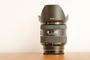 Sony DT 16 50 2.8 A Mount lens