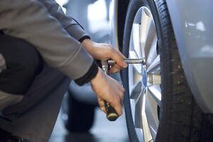 Tires Change,Tires Installation/Change over, Newmarket til 8pm