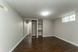 2 Br Basement Apartment For Rent Near Olive & Ritson!