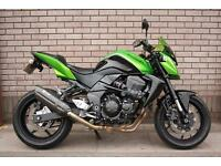 KAWASAKI Z750 Z 750 NAKED RAODSTER LOVELY CONDITION 12 MONTHS MOT