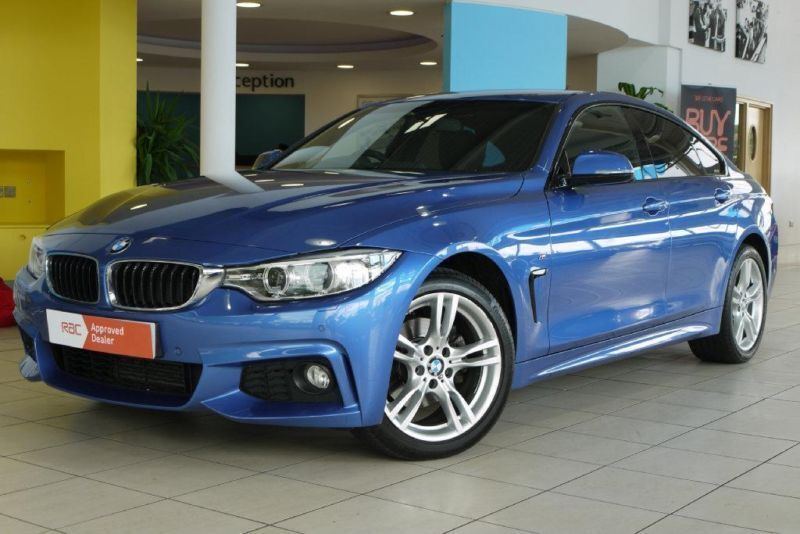 2014 bmw 4 series gran coupe 2 0 420d m sport gran coupe xdrive 4dr start stop in sheffield. Black Bedroom Furniture Sets. Home Design Ideas