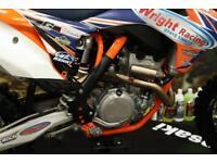 2015 KTM SXF 250 MOTOCROSS BIKE, ELECTRIC START