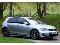 2017 Volkswagen Golf Gtd S-A Auto Hatchback Diesel Automatic