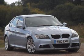 2010 BMW 318 2.0TD 2010.5MY d M Sport