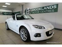 Mazda MX5 2.0 I ROADSTER SPORT TECH [4X MAZDA SERVICES, SAT NAV, LEATHER and HEA