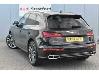 2017 Audi Q5 ESTATE SQ5 Quattro 5dr Tip Auto SUV Petrol Automatic