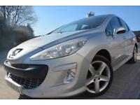PEUGEOT 308 SPORT 1.6 VTI 5 DOOR*SPARES OR REPAIRS TO CLEAR*