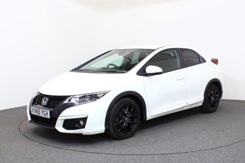2015 Honda Civic 16 I Dtec Sport 5dr Honda Connect With Navi In