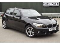 2015 BMW 1 Series 1.5 116d SE Sports Hatch (s/s) 5dr