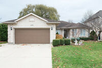 2958 Stoney Creek Dr, Bright's Grove - Updated Brick Bungalow