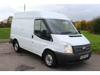 Ford Transit 2.2TDCi ( 100PS ) 300S ( Med Roof)300 SWB Diesel Van Low Mileage