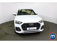 2021 Audi Q5 45 TFSI Quattro S Line 5dr S Tronic Auto 4x4 Petrol Automatic