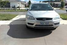 2005 Ford Focus Sedan Automatic Giralang Belconnen Area Preview