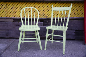 OLD CHAIRS   CHAISES ANTIQUES