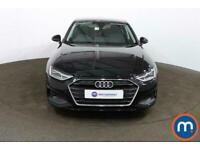 2020 Audi A4 35 TFSI Technik 4dr S Tronic Auto Saloon Petrol Automatic